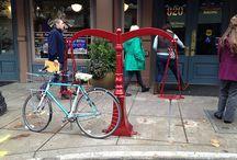 Bicicletários Curiosos