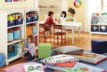 Montessori klasserom