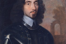 Research - English Civil War / Images used in researching the English Civil War set stories