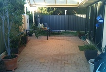 My Garden Style / pulling together my back garden