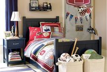 Boys room / by Stephanie Carrell