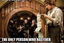 Lotr/hobbits