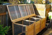 Eplehagen compost