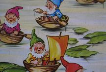 GNOMES,FAIRIES AND ELVES
