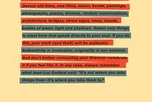 Words / by Rachel Perry Blanke