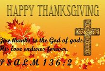 Thanksgiving / http://www.christianwallpaperfree.com/category/thanksgiving/