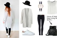 Inspiration boards / How to wear