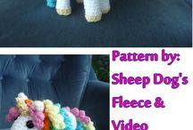 Crochet  Ami / Many different kids of free crochet Ami patterns