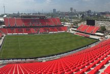 Toronto 2015 Pan Am Venues / A look into the competition grounds for the Toronto 2015 Pan American Games.