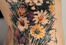 Tattoos / by Charlene Dolsen
