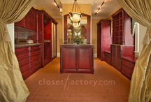 Closet Directory / My dream closet would be all mahogany and lit by chandeliers, organized perfectly, have specific sections, and require a map for newcomers / by Kathryn Rogers