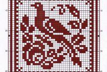 Tapestry + keresztszemes