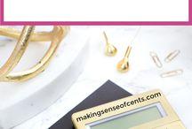 Make Money Ideas / Making money ideas to help you earn more money. Side jobs, make money online, etc.