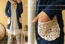 lace pokets