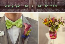 Groomsmen ideas / by Jennifer Cordova