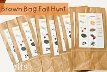 Fun fall ideas
