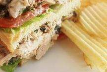 Sandwiches / by Jennifer Gilliland