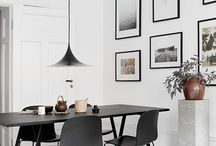 Lampy nad stol