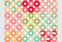 Quilt Patterns / by Whitney Omer