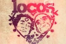 Stencils graffitis & pintadas