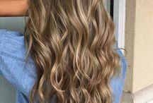 New hair lengths