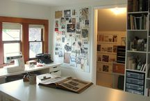 Studio / Office / by Florabella Actions (Shana Rae)