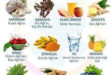 Doğal sağlık malzemeleri