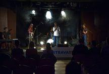 STUD2NA: koncert SELF MADE / V rámci projektu STUD2NA se představila mladá hudební skupina SELF MADE se svojí vlastní autorskou tvorbou
