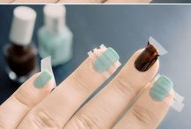 Nail art- step by step