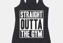 Gym gear / Gym outfits