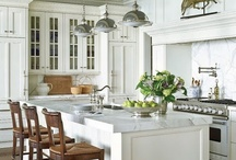 Home - Kitchens / by Michelle Williston