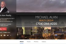Google+ Business Page Enhancement / Examples of Google+ Business Pages we have creating custom branding for.