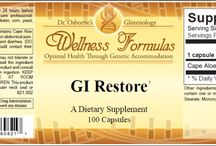 Gluten Free Supplements / by Peter Osborne