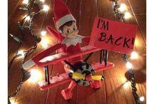 elf on the shelf ( please shoot me!)