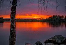 maisemakuva Suomi