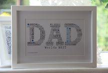 Father's Day / A selection of cards & gifts available to purchase for special dads everywhere