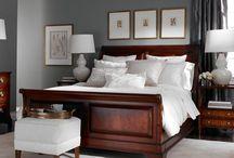 Room design idea white and airy