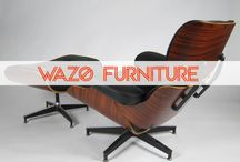 Eames Lounge chairs / Eames style lounge chairs. Haute de gamme quality. luxury chairs.