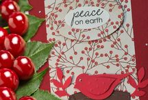 Christmas Cards / Most cards are available for purchase. See bio for contact information.