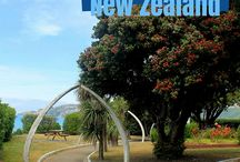 NEW ZEALAND! / It's home, and it's New Zealand!