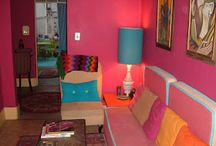 Chic Pink Decorations / Collection of Pink Rooms and Home Decorations