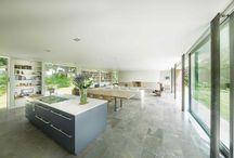 Floor Plan Sight Line Kitchen Lounge Dining