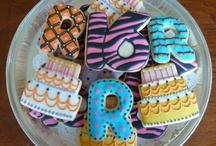Birthday Cookies / by Kelley Hart-Jenkins
