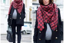 MATERNITY: Winter Maternity Wear