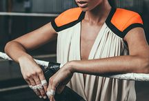 Fitness fashion mix / Fitness shoot with a fashion sense of styling