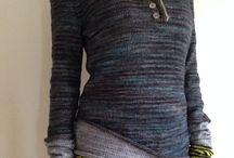 Stricken : Pullover Jacken