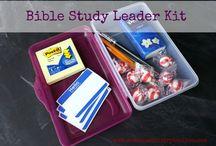 Group Leader Ideas