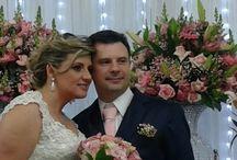 O Grande dia  chegou ! / Casamento L & R