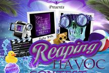 Reaping Havoc Contest! / Winners Have Been Chosen See Winners Board (This Contest Has Ended)