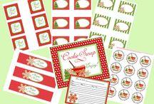 Holiday Kiddie Kookie Exchange / by Katrina Lopez